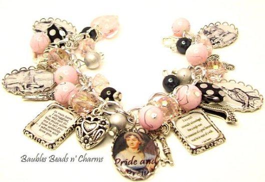 JA Charm Bracelet